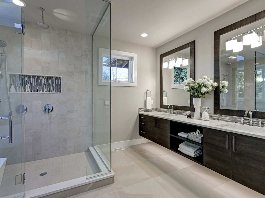 Your bathroom can be more than just a tub and tile.